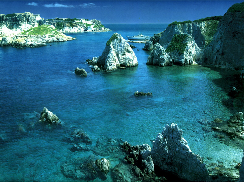 Per me questa è la spiaggia più bella...ed è in italia!