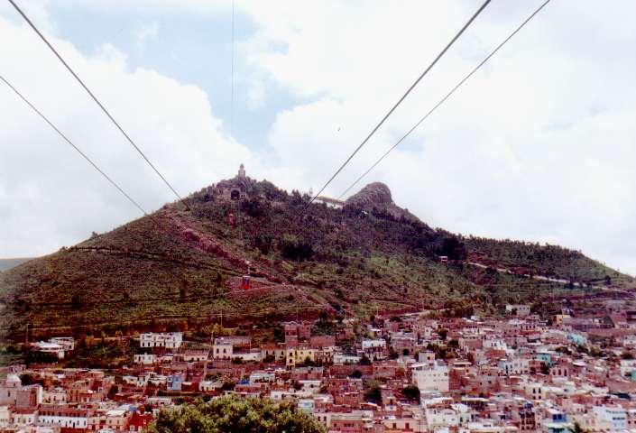 zacatecas cerro de la bufa: