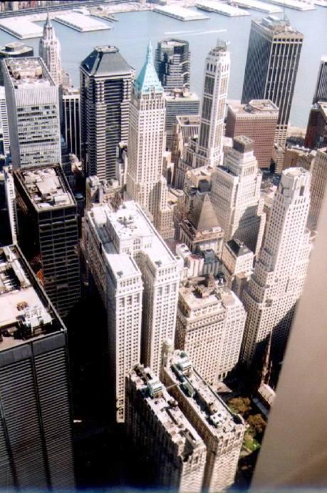 New york for New york dall alto