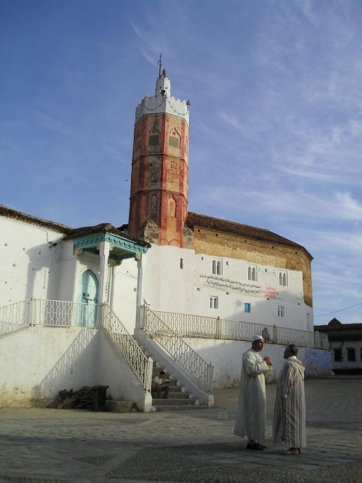 Racconti di viaggio marocco 2005 di andrea e silvia for Cabine disney forte deserto