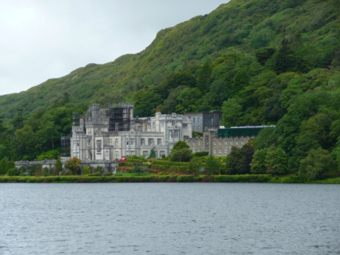 Connemara, kylemore Abbey (2)