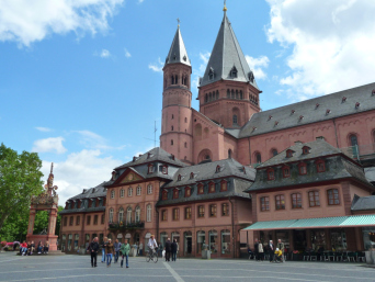 Mainz, cattedrale