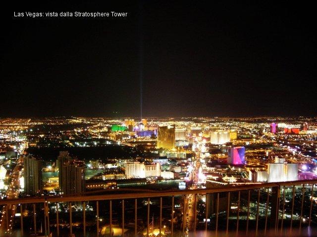 Stratosphere Las Vegas. Las Vegas o San Francisco?