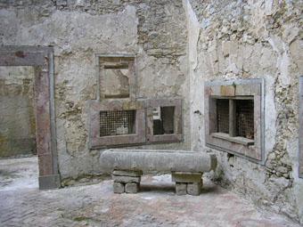 Racconti di viaggio pasqua in sicilia 2005 di marina for Interno casa antica