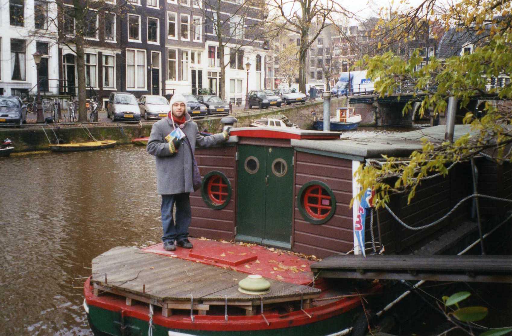 Racconti di viaggio olanda 2005 di roberto for Case galleggianti amsterdam