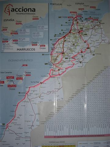 Cartina Marocco Da Colorare.Racconti Di Viaggio Marocco 2011 Di Paola